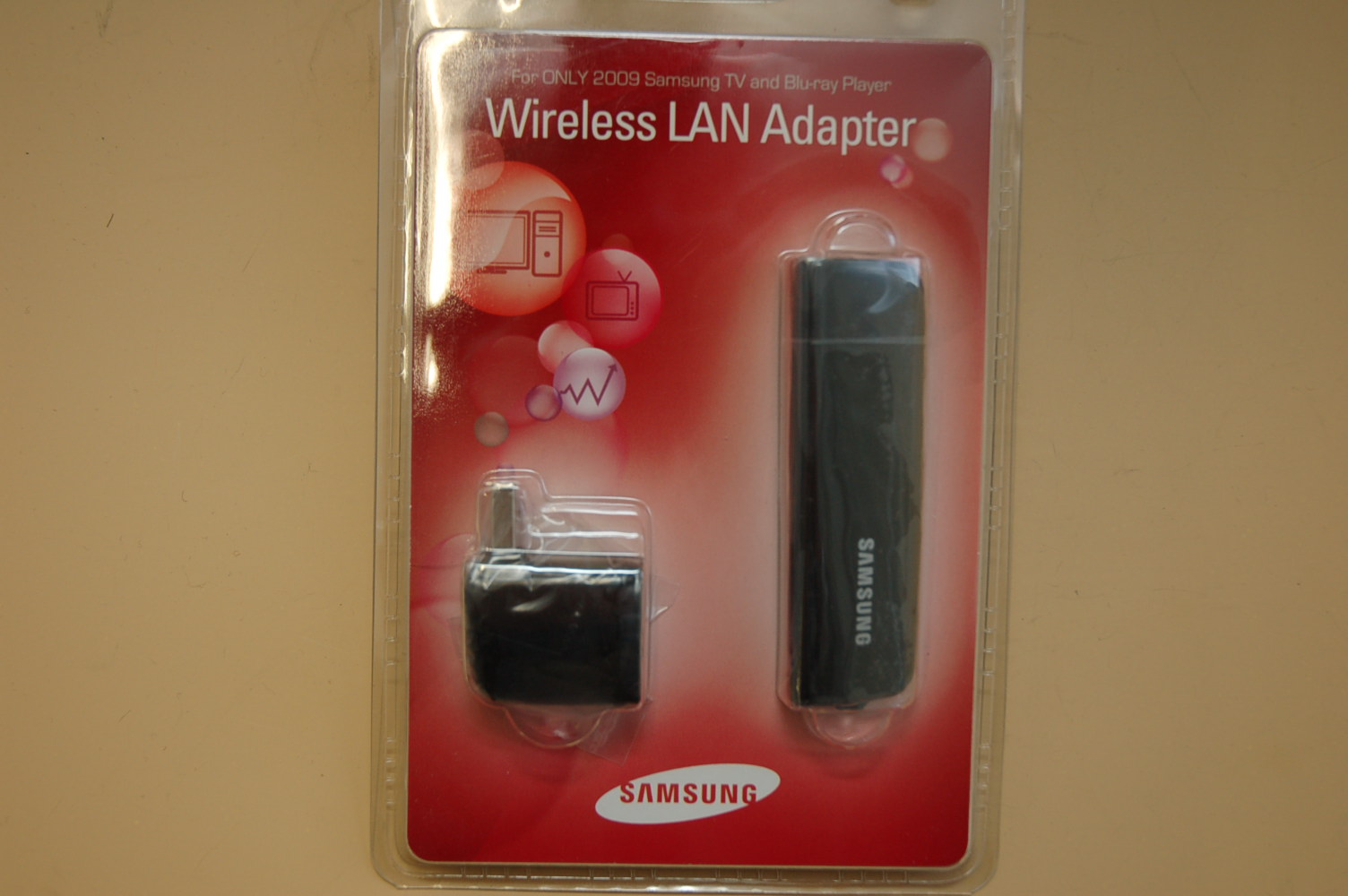 Samsung Wireless LAN Adapter WIS09ABGN