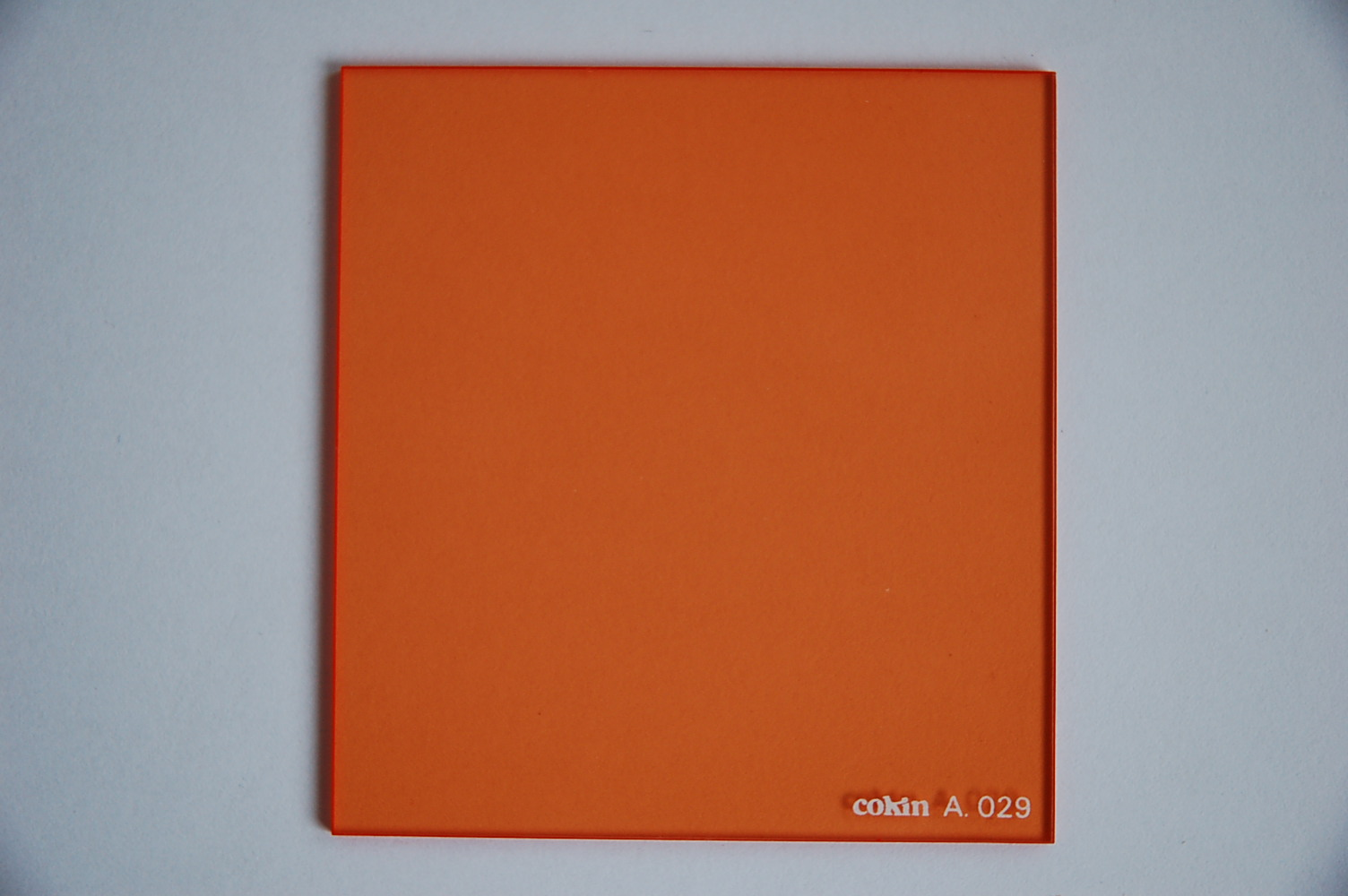 Cokin A029 Filter orange (85A)
