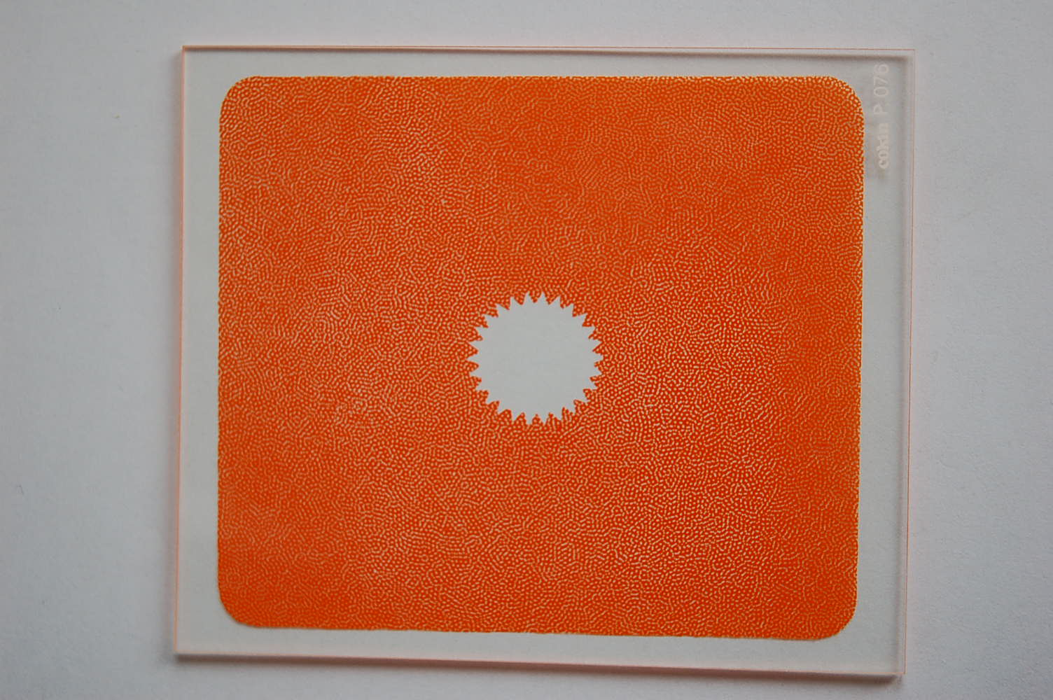 Cokin P076 Filter Ringfilter orange WW