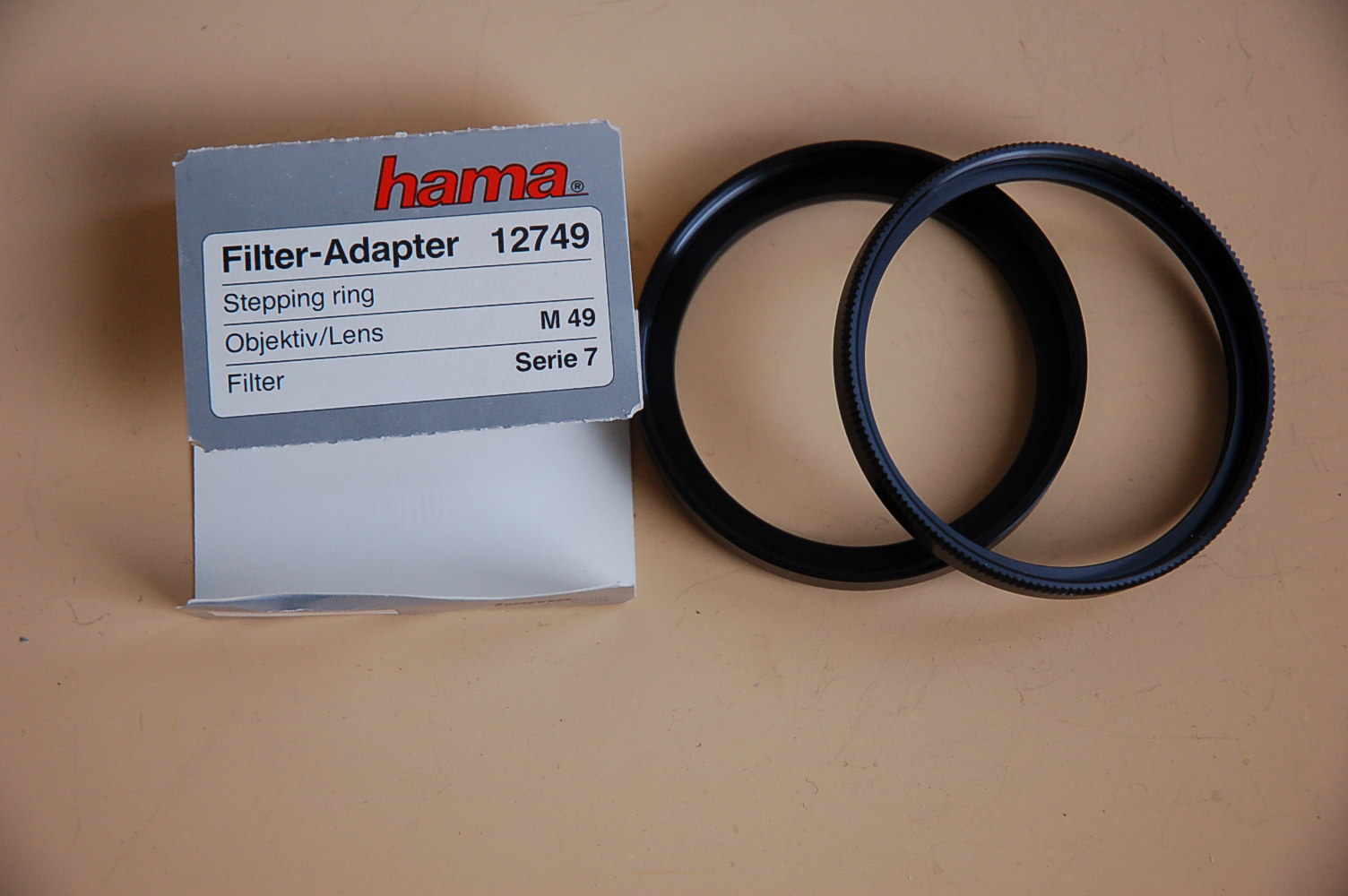Hama Filter Adapter M49 - Serie 7 #12749