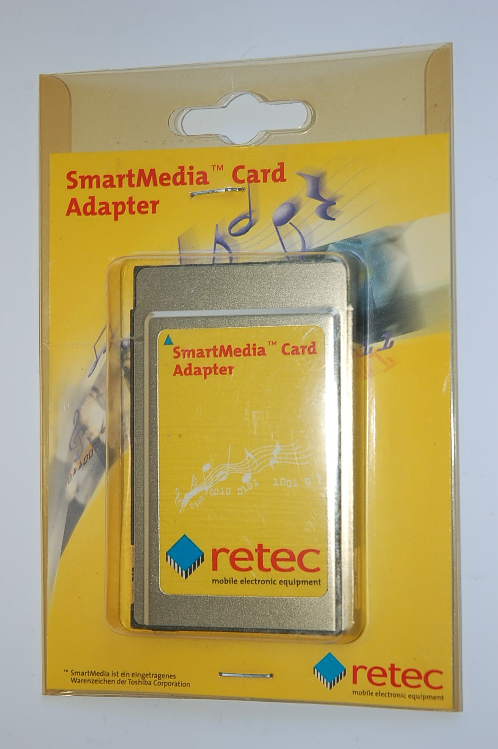 retec Smart Media Card Adapter